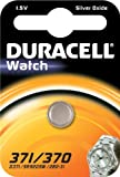 Duracell 371/370 SR920SW 280-31 1.55v Silver Oxide Watch Battery