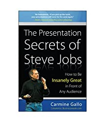 Presentation Secrets of Steve by Carmine Gallo (2009-08-05)