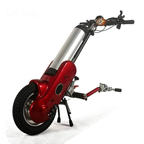 SPAQG Kit de conversión de handbike eléctrico para Silla de Ruedas eléctrica...