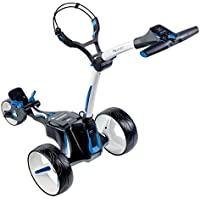 Motocaddy Carrito DE Golf ELECTRICO M 1 BATERIA DE Litio 36 Hoyos Color Blanco