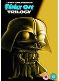 Family Guy Trilogy - Star Wars / Laugh It Up / Fuzzball (3 Dvd) [Edizione: Regno Unito] [Edizione: Regno Unito]