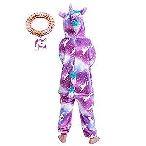 LANTOP - Pijama de unicornio