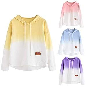Festiday Sweatshirt Dress Cotton 2018 New Casual Women's Petite Robes Women's Hoodie Printed Patchwork Sweatshirt Long Sleeve Pullover Tops Blouse
