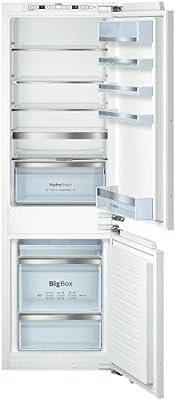 Bosch KIN86AF30 congeladora - Frigorífico (Incorporado, Color blanco, Derecho, 255L, SN, ST, 39 Db)
