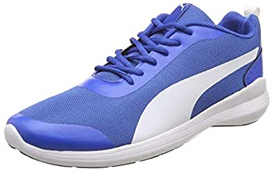 Puma Men's Royal Blue White Sneakers-6 UK/India (39 EU) (4060979137301)