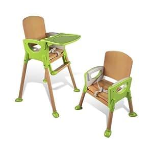 ATELIERST4 Chaise haute évolutive ``Smiling``