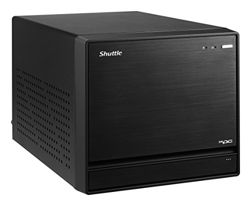 Shuttle SZ170R8V2 PC/estación de Trabajo Barebone Intel Z170 LGA 1151 (Zócalo H4) Negro - Barebón (Intel Z170, LGA 1151 (Zócalo H4), Intel Celeron G, Intel Pentium G, 14 NM, 95 W, DIMM)