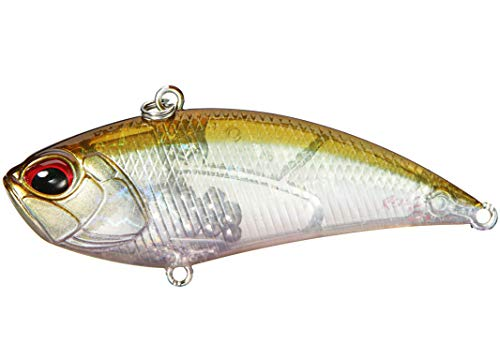 Duo Realis Vibration 68 G-Fix 6,8cm 21g Sinking Rattle Vibe Hard Lure, GEA3006, GEA3006 Ghost Minnow