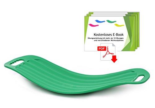 Twist'nBalanceBoard   das PREMIUM Balance-Board für BAUCH, BEINE, PO Workout sowie Ganzkörpertraining   inkl. GRATIS E-Book mit Übungsanleitung (Balance Discs Für Kinder)