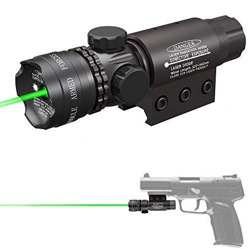 Huntiger Viseur Laser Vert Tactique