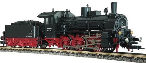 Unbekannt H0 FL Dampflok BR 53.3, DB