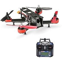 GoolRC 210 Drone de Carreras Fibra de carbon RTF RC Quadcopter con GC6 Transmisor Modo 2