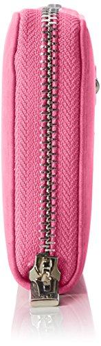 Boscha - Boscha, Portafoglio Donna Pink (Pink (pink))