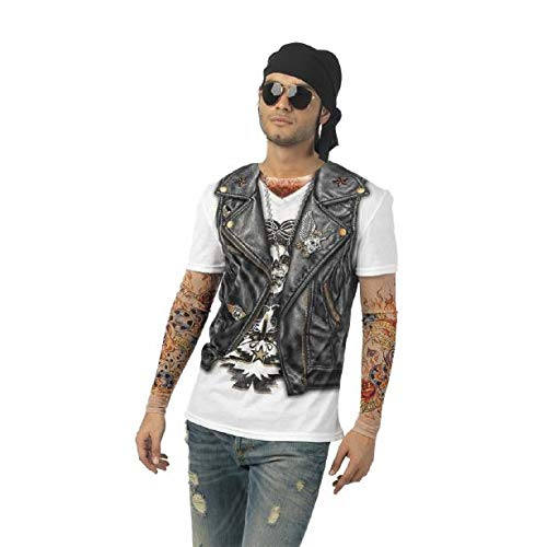 Limit NC299 Herren T-Shirt Biker ()