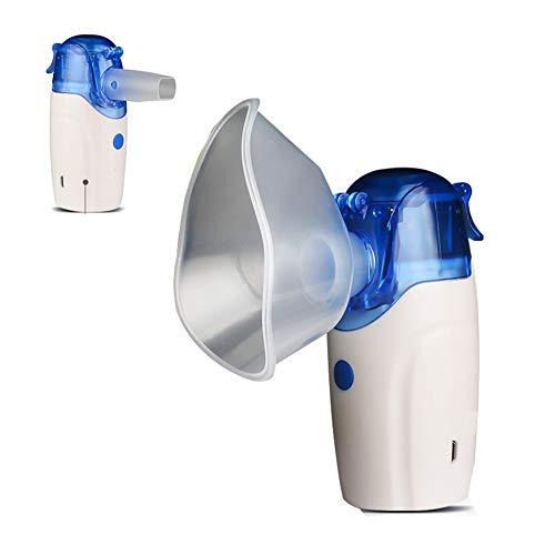 Mr.LQ Humidificador portátil Mano nebulizador vaporizador