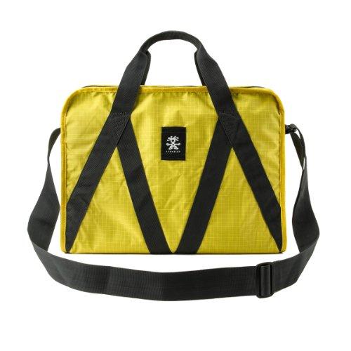 Crumpler Light Delight Boarder - Reisetasche / Laptoptasche 13W Zoll - Sunflower Yellow - LDB-009 gelb