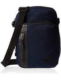 Nike Tech Items Bolsa, Negro (Obsidian/Black), Talla única