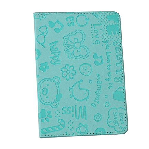 Jiacheng29 - Funda de pasaporte , azul claro (azul) - WSHQ104645Q8YYE5534