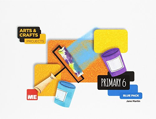 Arts and Crafts Projects 6º Blue Pack (Arts&Crafts Projects) - 9788416888276 por Jane Marie Martin