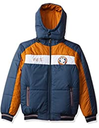 Qube By Fort Colins Boy's Quilted Regular fit Jacket