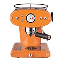 FrancisFrancis X1 E.S.E. Trio - coffee makers (freestanding, Semi-auto, Drip coffee maker, Coffee capsule, Espresso, Orange)