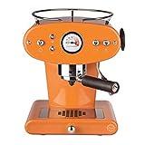 FrancisFrancis X1 - Máquina de café, color naranja
