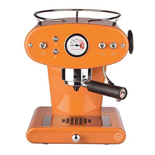Francis Francis! X1 Trio Macchina da Caffè a Cialde E.S.E. Arancione, 230 V 71