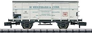 Märklin Trix 15926-Trix gedeckter güterwagen, DB, Epoche III
