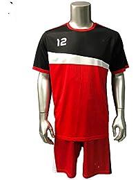 LQZQSP Camiseta Profesional De Fútbol para Adultos Camiseta De Fútbol con La Parte Superior De La