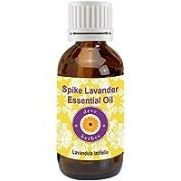 Pure Spike Lavender Essential Oil 30ml (Lavandula latifolia)100% Natural Therapeutic Grade (1.01 0z)