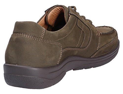 Waldläufer , Chaussures de ville à lacets pour homme rauch ( grün )
