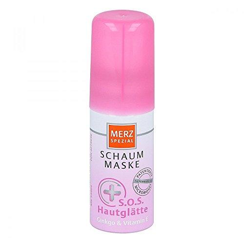 Merz Spezial Schaum Maske Sos Hautglätte 15 ml (Ginkgo-maske)