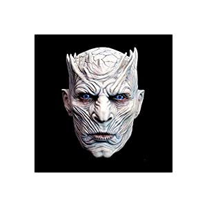 Générique Mahal796 Night 'S King - Máscara de látex para Adulto, Talla única 8