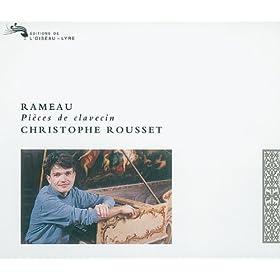 Rameau: Premier Livre de pieces de clavecin / Suite in G minor-major c1728 - La Poule