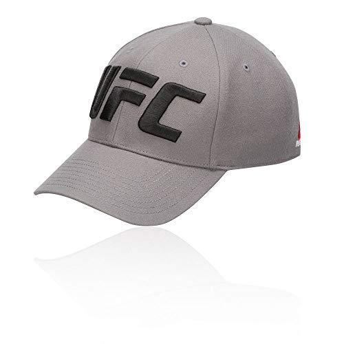 Reebok Herren UFC Baseball Cap Kappe, medgre, Einheitsgröße -