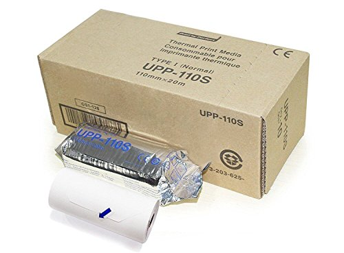 UPP-110S - Termo vídeo Sony Pinter 10 rollos, 110
