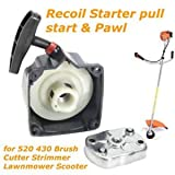 SLB Works Brand New Recoil Starter Pull Easy Start & Pawl for Hedge