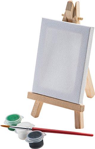 einwand Farben und Pinsel Malen Tischdekoration Namensschild Geburtstagsmitgebsel verschiedene Mengen von notrash2003® (1er) ()