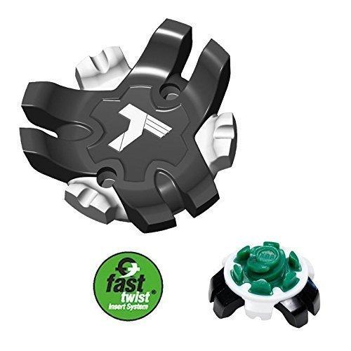 18x Golf Soft Spikes Fast Twist Gewinde für die meisten Footjoy Golf Schuhe Ultra Grip (Footjoy Frauen Golf-socken)