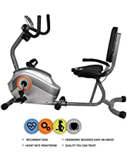 Reach Recumbent Exercise Bike Exercise Fitness Cycle with