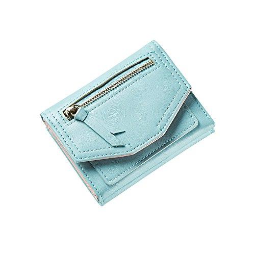 Badiya , Damen Clutch Einheitsgröße, blau (Blau) - WW05412BL Little Green