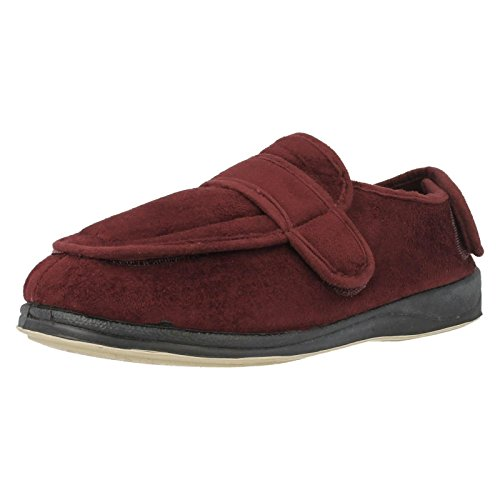 Padders -427W, Pantofole Donna Rosso (rosso)