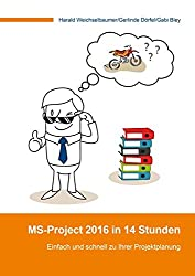 MS-Project 2016 in 14 Stunden