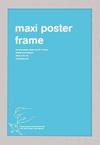 Marco Maxi Poster Plata 61x91.5cm