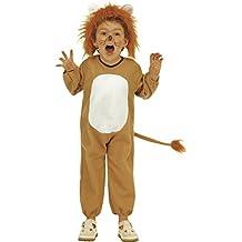 León Disfraz Disfraz de león Disfraz el rey león Niños Niños Depredadores Disfraz gato gato animales Disfraz infantil Safari Jumpsuit Wild gato animales Disfraces Mono Gato