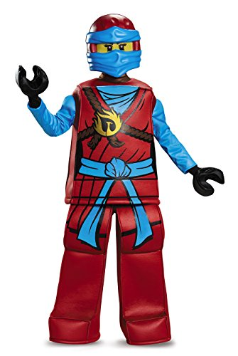 Nya Ninjago Kostüm - Lego Ninjago Nya Prestige Costume Child Medium
