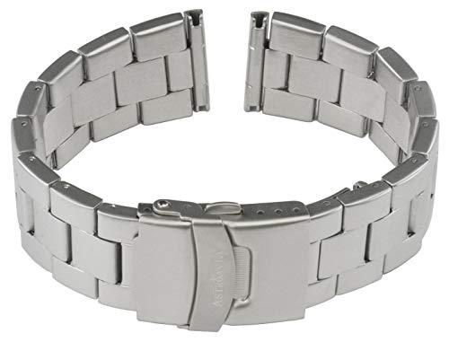 Astroavia Edelstahl Armband N3S