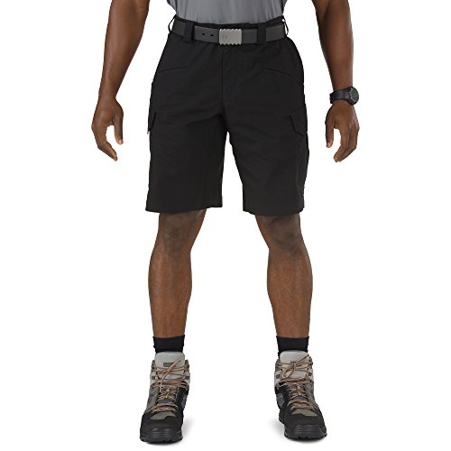 5.11 Tactical Shorts (5.11 Herren Stryke Short schwarz, 33)