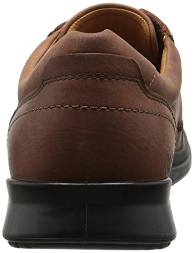 Ecco ECCO HOWELL, Derbies à lacets homme Cognac