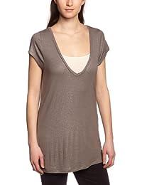 Custommade - Camiseta de manga corta para mujer